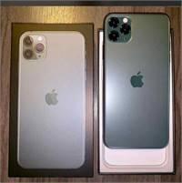 Unlocked Apple IPhone 11 promax 256GB
