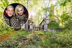 Ellen DeGeneres and Portia de Rossi Flipping Montecito, California, Home
