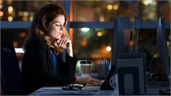 Working Late Regularly Puts You At Risk For This Extremely Serious Medical Condition
