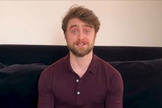 Daniel Radcliffe Makes His Return To 'Harry Potter' During Quarantine