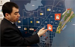 Lebanon Starts Drilling First Offshore Oil And Gas Exploration Well