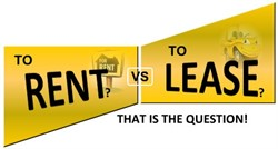 Difference between rent agreement and lease agreement?
